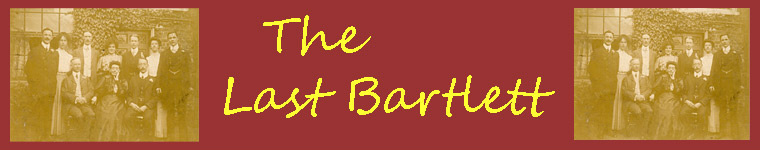 The Last Bartlett website