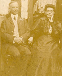 James Elijah Bartlett and Caroline Attwooll