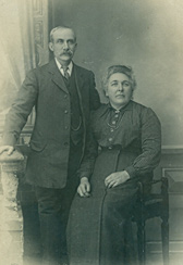William Griffiths and Ellen Thomas